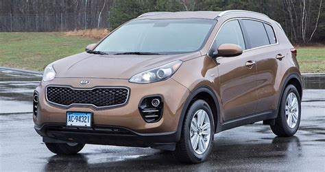 kia sportage turns heads  small suv shoppers