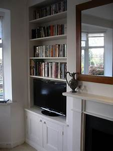 Alcove Cupboard Plans - WoodWorking Projects & Plans
