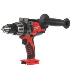 milwaukee hammer drill tool powerful lithium ion cordless