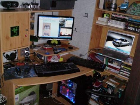 bureau gamers bureau spécial gamer le monde de léa