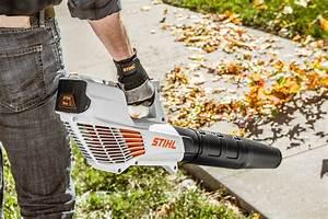 Stihl Bga 56 Test : stihl launches battery blower for suburban yard cleanup ~ Watch28wear.com Haus und Dekorationen