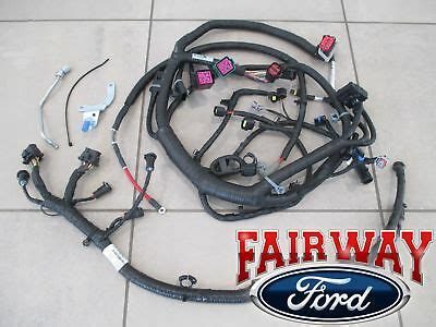 05 Ford Explorer Wiring Harnes by Oem Engine Wire Wiring Harness Ford Explorer Sport Trac