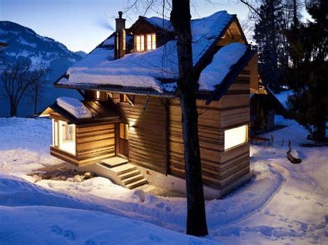 renovation   century  chalet   swiss alps