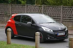 Www Peugeot : essai de la peugeot 208 gti by peugeot sport 3 6 un ~ Nature-et-papiers.com Idées de Décoration