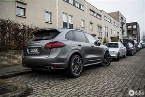 2017 Porsche Cayenne Turbo S : porsche 958 cayenne turbo s 13 february 2017 autogespot ~ Maxctalentgroup.com Avis de Voitures