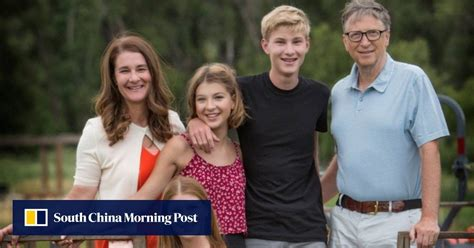 Bill Gates and wife Melinda's modest parenting style: the ...