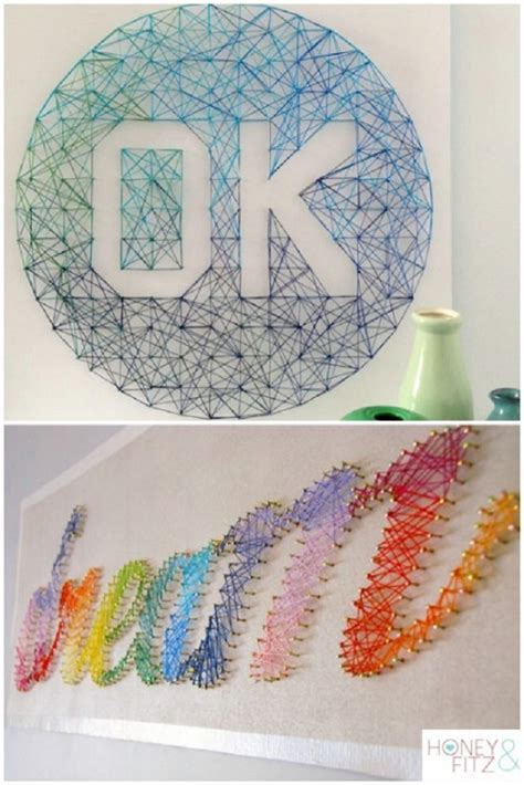 ideas  making creative decorative letters