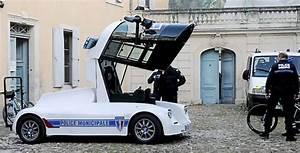 Voiture Occasion Villeneuve Les Beziers : b ziers la police municipale en mode transformers avec l 39 iris vis o les voitures ~ Gottalentnigeria.com Avis de Voitures