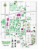 Wayne State University Map - Detroit Michigan • mappery