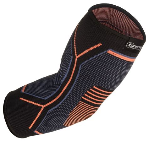 kunto fitness elbow brace support sleeve review