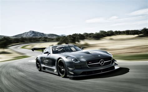 This combination is just irresistible and is limited to 750 units: Mercedes-Benz SLS AMG Wallpapers, Pictures, Images
