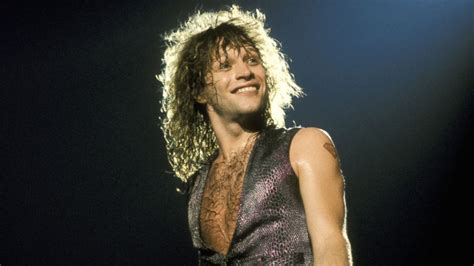 Bon Jovi Livin Prayer Topped The Charts Years