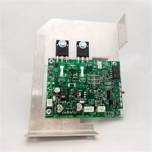 Circuit Control Board Replacement 36 Volt Gen Iv Dpi Golf
