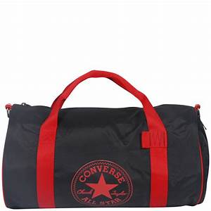 Converse Small Duffle bag in Phantom black Mens