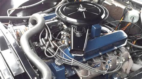 Cadillac Engine by 500ci Cadillac Eldorado V8