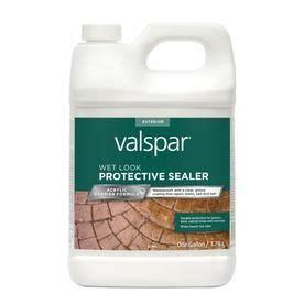 wet  protective sealer exterior valspar wet