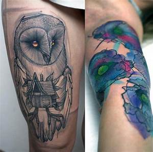 Los magnificos tatuajes de peter aurisch arte en gran for Tattoos by peter aurisch 2