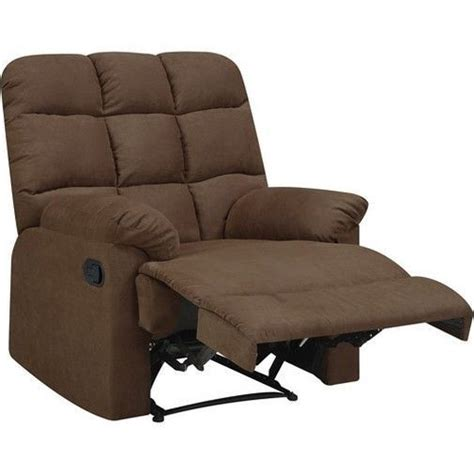 reclining padded chair with footrest sofa lounger reclining chair padded foot rest bed