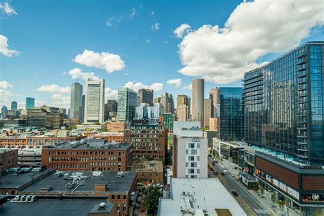 Watermark Seaport   Compass Furnished Apartments in Boston