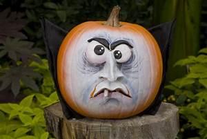Tete De Citrouille Pour Halloween : d core ta citrouille espace pour la vie ~ Melissatoandfro.com Idées de Décoration