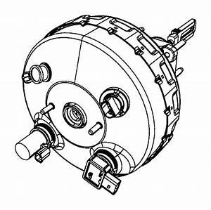 Dodge Durango Sensor  Vacuum  Brake