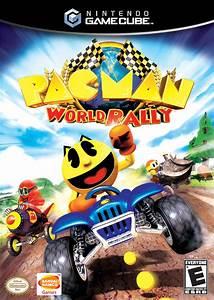 Pac Man World Rally Box Shot For Gamecube Gamefaqs