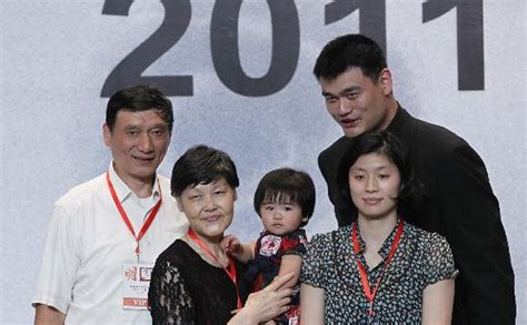 Yao Ming Family Pictures, Wife, Daughter, Father, Age