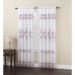 sheer voile panel kmart com