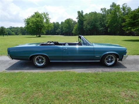 1964 Gto Specifications by 1964 Gto Clone Convertible For Sale Photos Technical