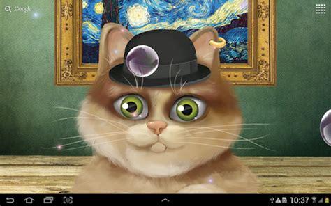 Animated Kitten Wallpaper - animated kitten live wallpaper android apps on play