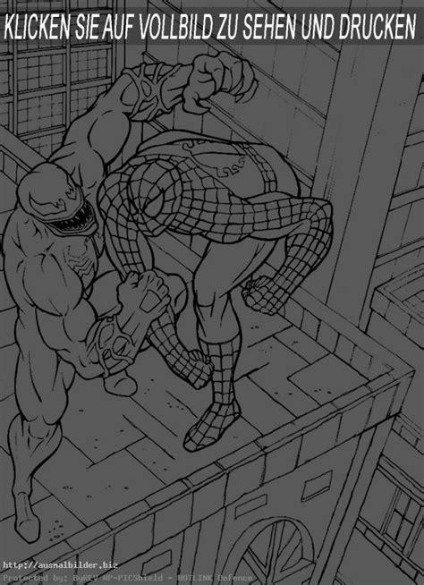 spiderman  ausmalbilder
