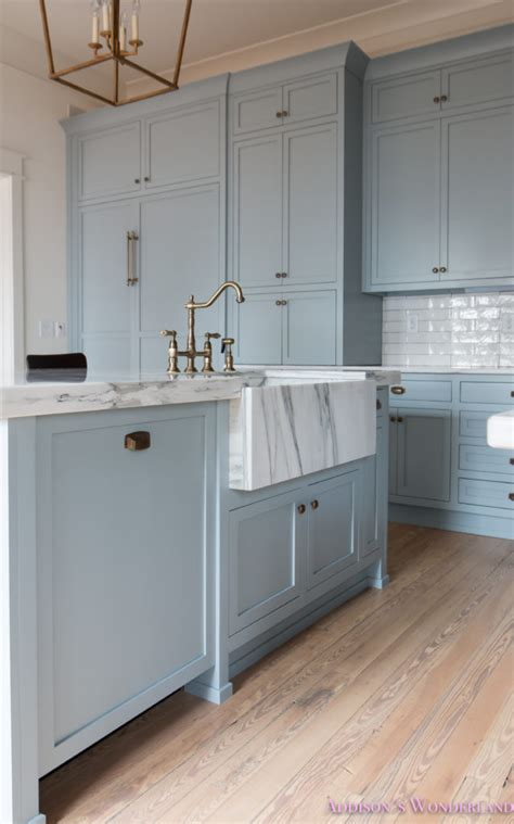 antique gray kitchen cabinets our vintage modern kitchen reveal s 4090