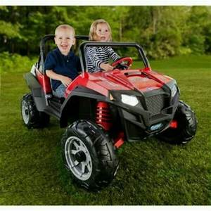 Kid U0026 39 S Electric Atv Battery Powered Power Wheels 4 Wheeler