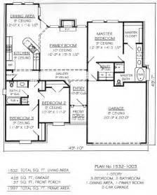 3 bedroom 2 bath floor plans 3 bedroom 2 bathroom house plans beautiful pictures
