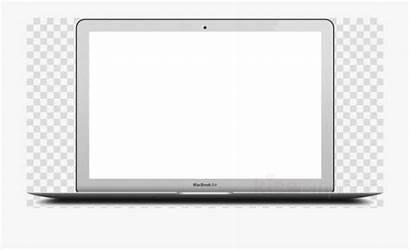 Macbook Laptop Air Clipart Apple Mac Transparent