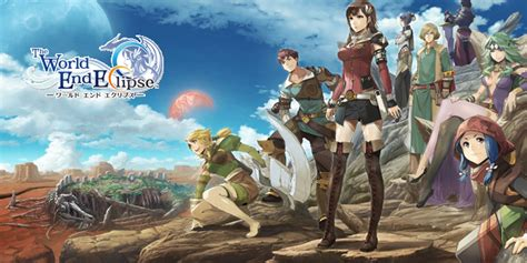 Sega Of Japan Will Release A New Online Rpg Called