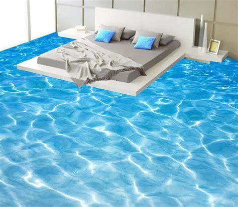 buy photo floor wallpaper  stereoscopic