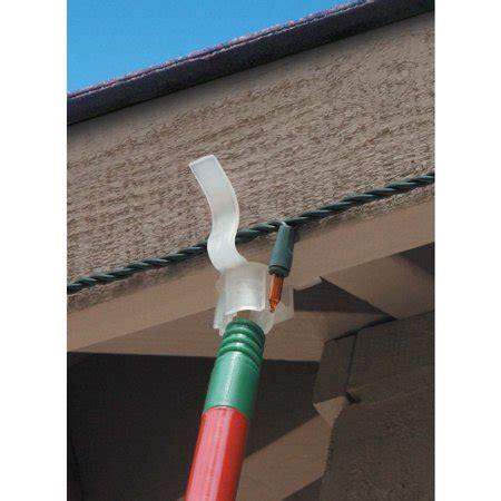 eave grip clips 75ct lights light grip clip eaves hanging decor walmart