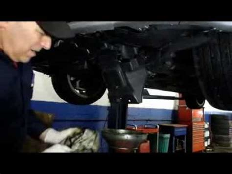 2010 Lexus Is250 Oil And Filter Change