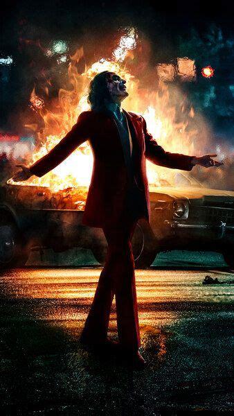joker   poster joaquin phoenix  hd mobile