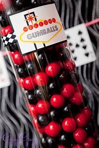 Vegas Themed Designs Greygrey Designs My Parties Casino 40th Birthday Party