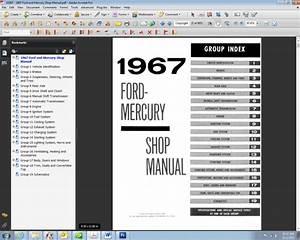 1967 Ford Galaxie Wiring Diagrams
