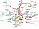 rome metro map pdf - Google Search | Places I'd like to go ...