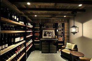 Cave À Vin Design : r ussir l 39 am nagement de ma cave vin ~ Voncanada.com Idées de Décoration