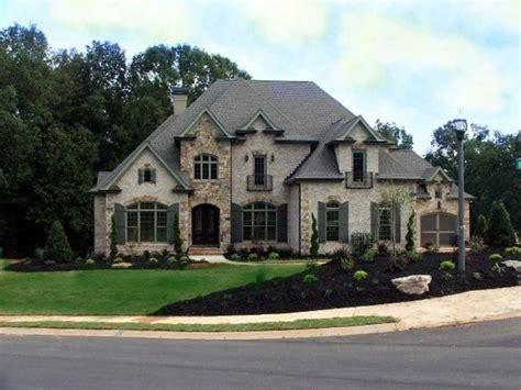 Chateau Style Homes by Small Chateau Homes Chateau Style Home