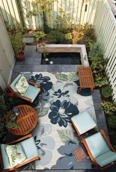 20 lovely backyard ideas with narrow space home design