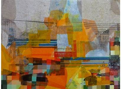 Collage Staithes Malcolm Coils