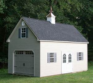 17 best images about two story single car garage With amish garages built on site