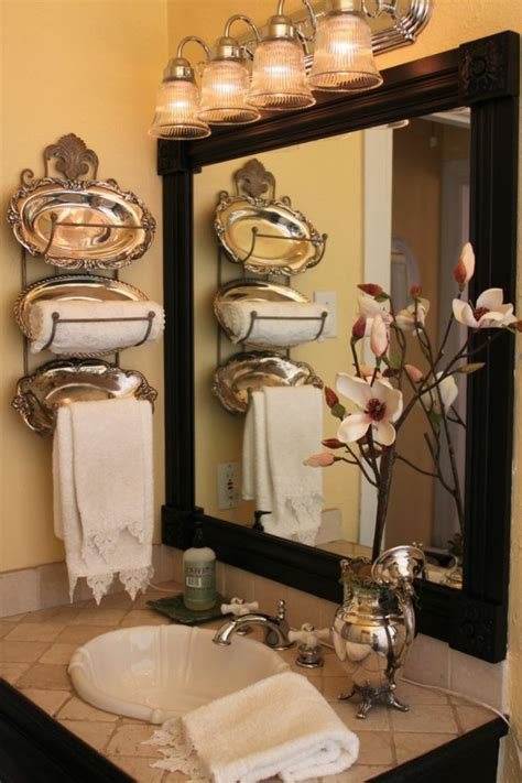 chambre d hote avec dans la chambre la décoration de salle de bain si mignon en vintage