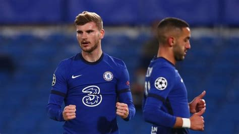 Chelsea 3-0 Rennes: Player Ratings as Timo Werner Nets ...
